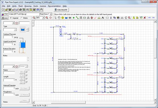Pipe Flow Expert Software Example Systems Designs 7 to 12