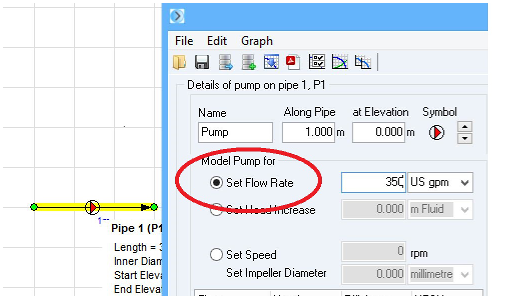 Fixed Flow Pump